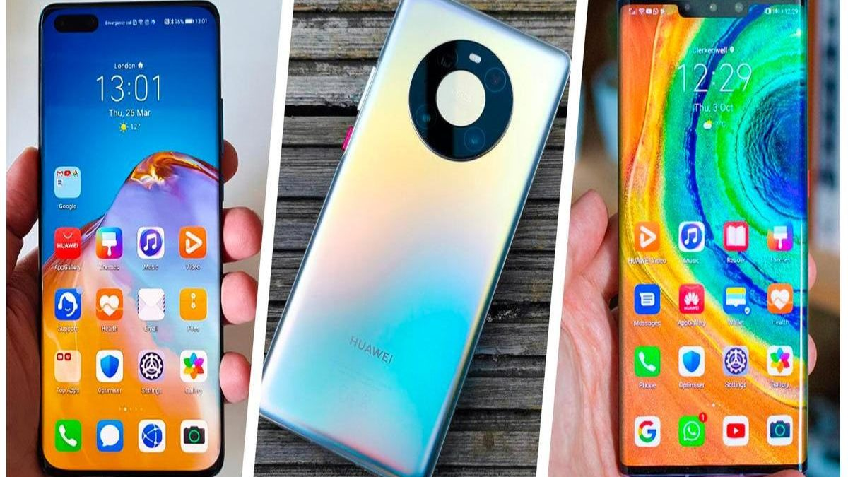 The Best Huawei Smartphones On The Market