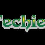 techies line logo