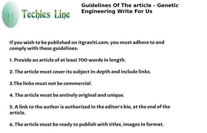 GuideLines Techies Line