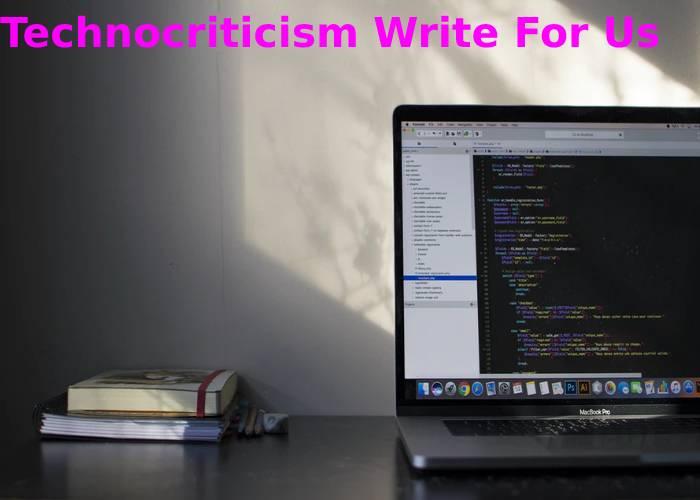 Technocriticism