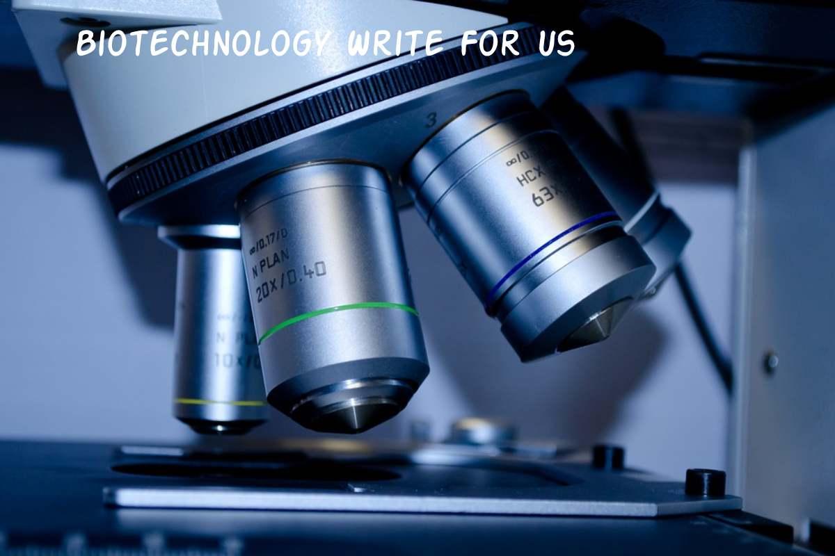 Biotechnlogy