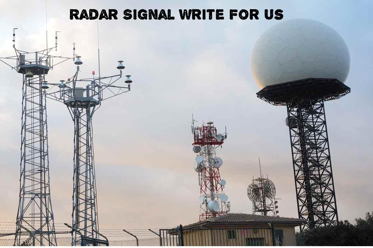 Radar Signal WFU