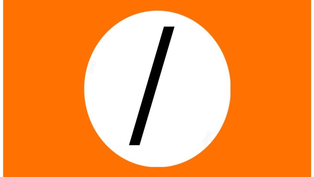 Slash (punctuation)